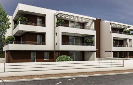 Residenze dei Colli Vista Fronte Immobiliare Montecristo