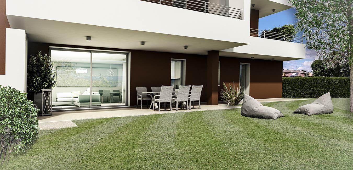 Residenze dei Colli Vista Giardino Immobiliare Montecristo