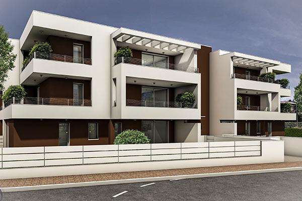 Residenze dei Colli Vista Fronte Strada Immobiliare Montecristo