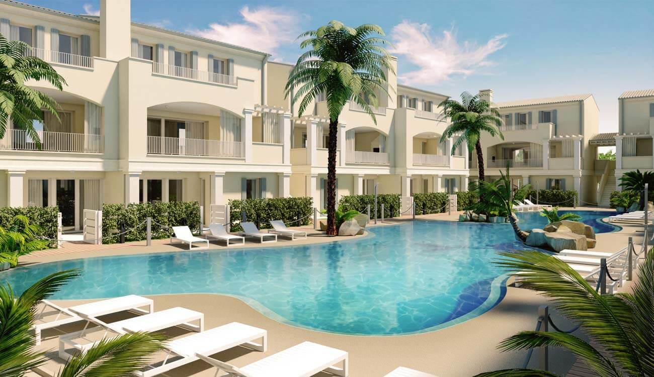 Appartamenti in vendita a Jesolo con piscina [dettaglio]