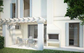 Appartamenti in vendita a Jesolo con piscina [dettaglio esterni]