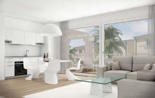 Appartamenti in vendita a Jesolo con piscina [dettaglio arredamenti]