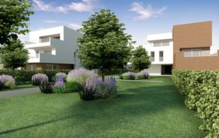 Appartamenti in classe A vicino centro storico Padova con giardino