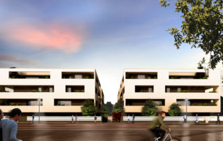 Appartamenti nuova costruzione classe A - zona Chiesanuova