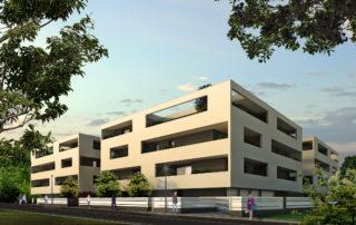 Appartamenti nuova costruzione vicino centro Padova - zona Chiesanuova