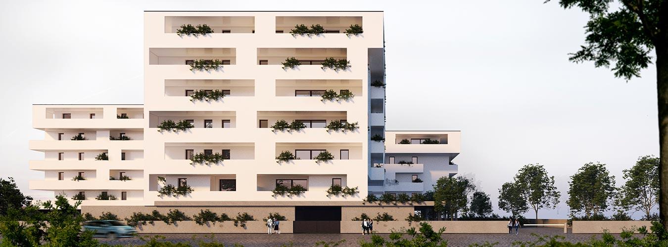 Residenze Pacinotti 2.0 Immobiliare Montecristo Vista Retro